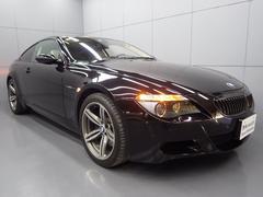 BMW M6左H インディビジュアルカラー スペシャル内装
