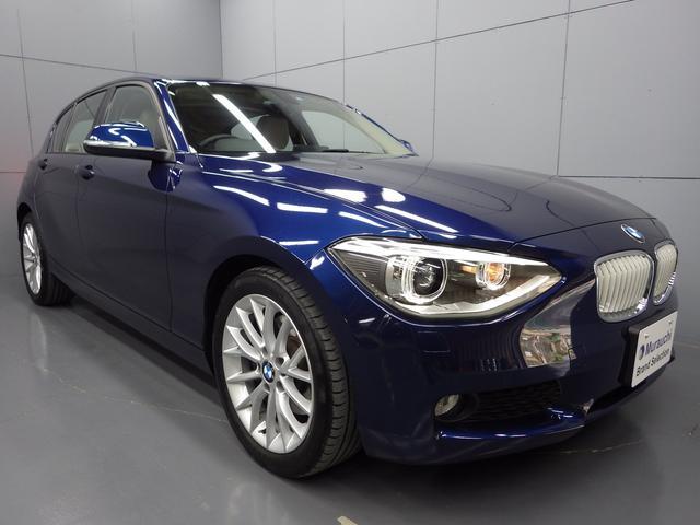 BMW 116i ファッショニスタ オイスターレザー 限定車