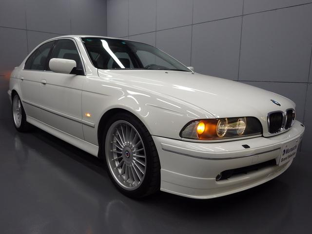BMWアルピナ V8リムジン