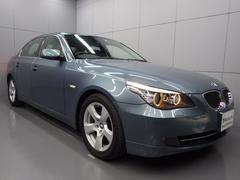BMW525iハイラインパッケージ ブラックレザーシート