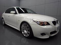 BMW525i Mスポーツパッケージ LHD ガラスサンルーフ