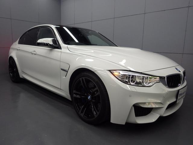 BMW M3 MDCTドライブロジック