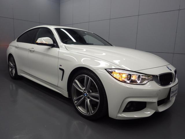 BMW 4シリーズ 420iグランクーペ Mスポーツ アクティブクルーズコントロール 19インチアロイホイール