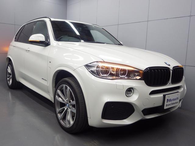 BMW xDrive 35d Mスポーツ ハーマンカードン アダプティブヘッドライト