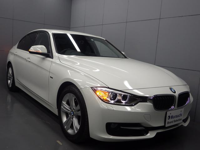 BMW 3シリーズ 320i スポーツ 純正HDDナビ Bluetooth