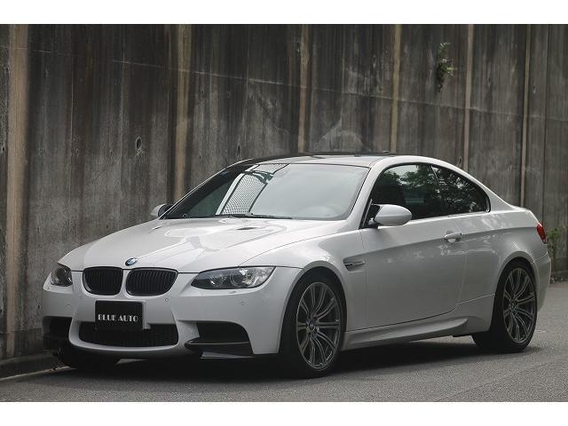 BMW M3クーペ Mドライブパッケージ