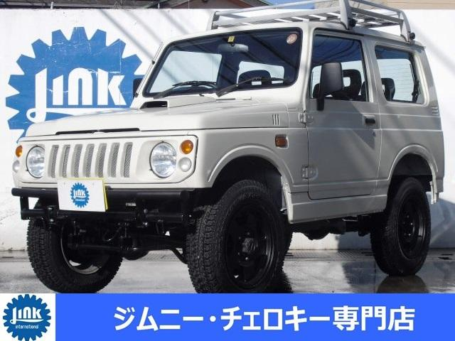 スズキ 自社新規フルカスタム 全塗装済 リフトUP 新品パーツ使用