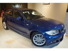 BMW130i Mスポーツ6MT サンルーフ 黒革シート クルコン