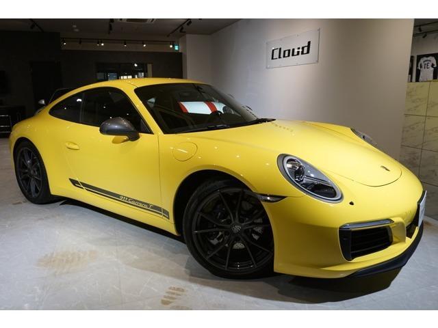 911(ポルシェ) 911カレラT 中古車画像