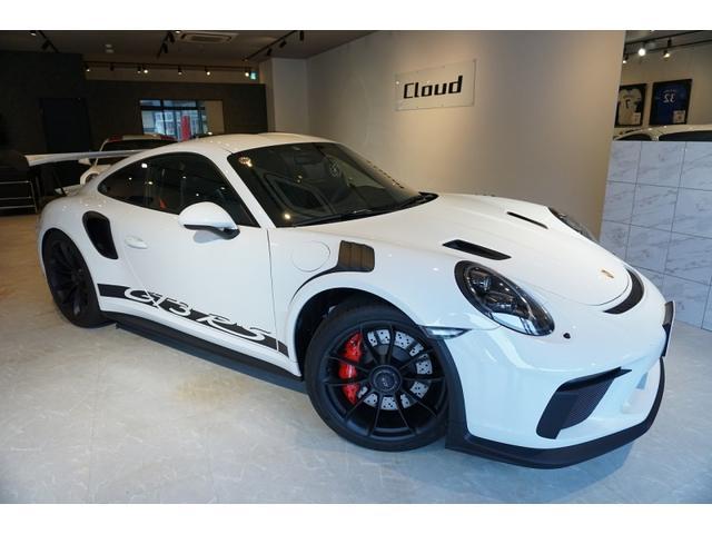 ポルシェ 911GT3 RS D車 クラブスポーツ LED Fリフト