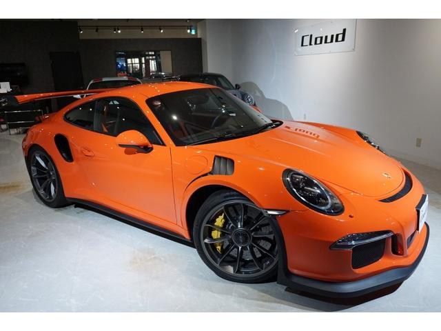 ポルシェ 911GT3 RS D車 OP468 ラバオレンジ PCCB