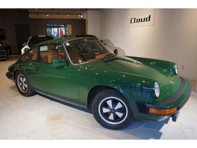 ポルシェ 911S 1オーナー禁煙車 正規D車 フルオリジナル