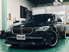 BMW740iコンフォート プラスPKG AEROスタイル