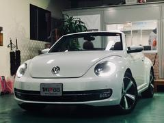 VW ザ・ビートル・カブリオレエクスクルーシブ バックカメラ 取説記録簿スペアキー