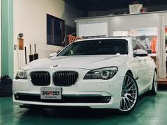 BMW740iコンフォートPKG 21インチAW ローダウン