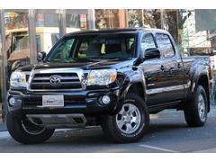 タコマ新車並行 ダブルキャブ ロングベッド SR5 4WD
