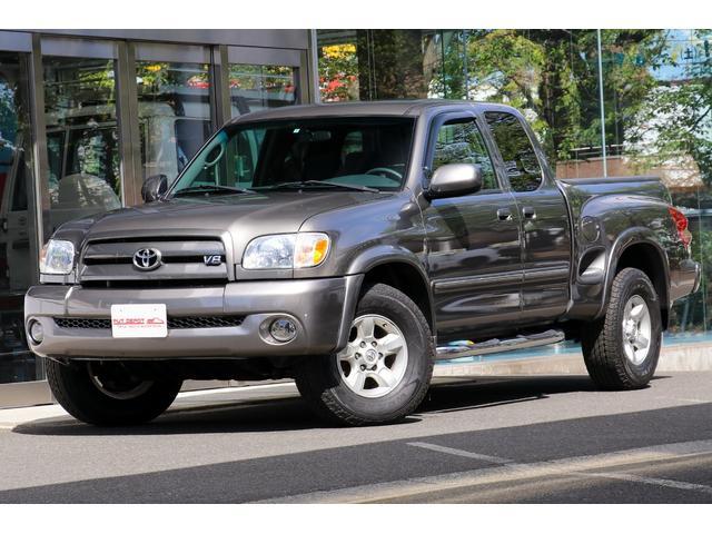 米国トヨタ アクセスキャブ ステップサイド リミテッド 4x4 自社輸入