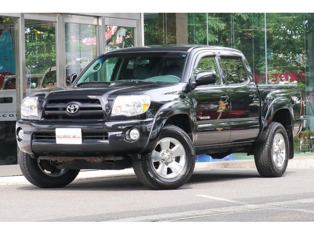 米国トヨタ ダブルキャブ TRDスポーツ 4WD 新車並行