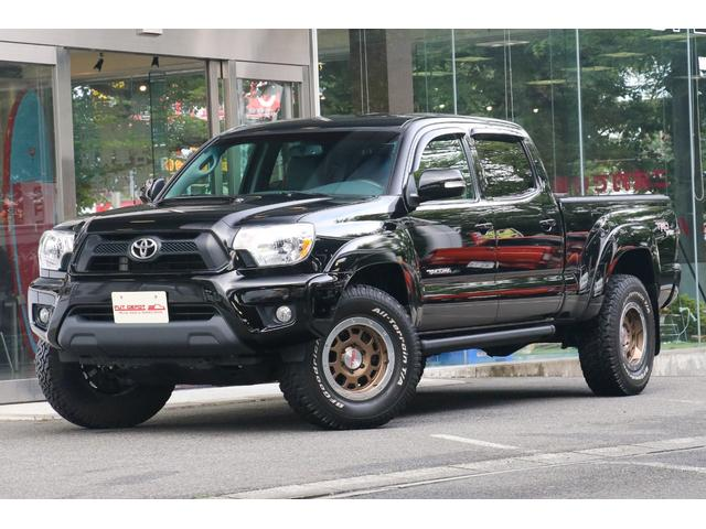 米国トヨタ タコマ ダブルキャブ TRDスポーツ 4WD 新車並行