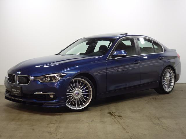 BMWアルピナ ビターボ リムジン 20AW クルコン LED 黒革 SR