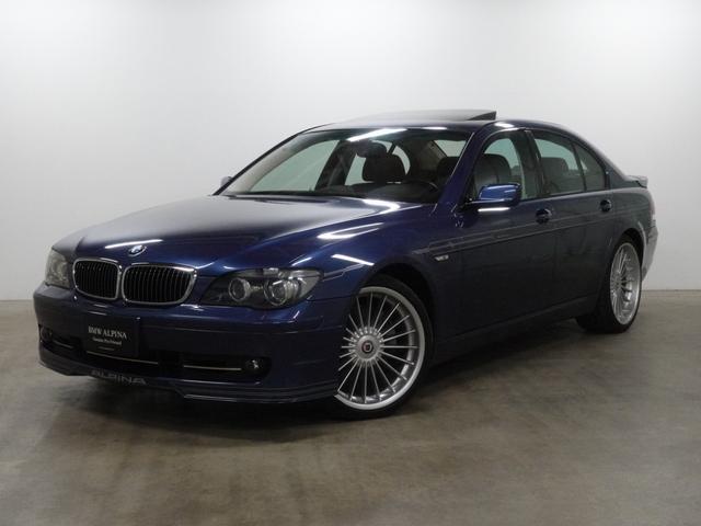 BMWアルピナ スーパーチャージ 21AW クルコン SR キセノン 黒革