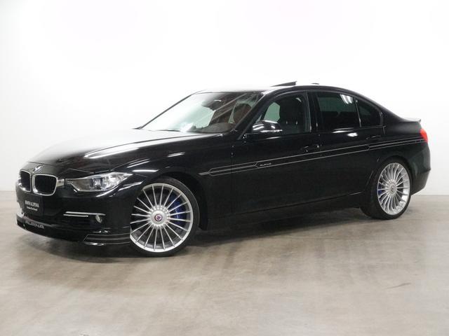 BMWアルピナ ビターボ リムジン 20AW クルコン 黒革 SR Rカメラ