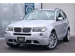 BMW X32.5si 走行距離53000キロ ローダウン ナビ ETC