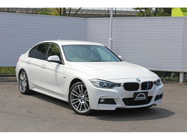 BMW 320iMスポーツ 6MT サブコン搭載 吸排気カスタム