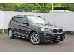 BMW X3xDrive 20i MスポーツPKG ナビ BカメラTV