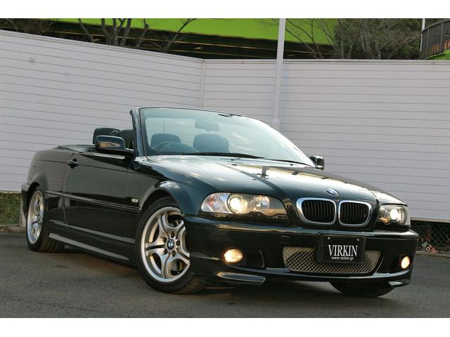 BMW 330Ciカブリオーレ Mスポーツ 革シート HID ETC