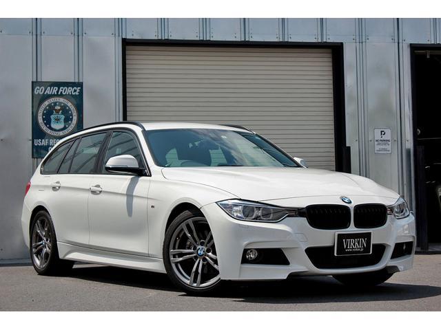 BMW 320iツーリング Mスポーツ スタイルエッジ 1オーナー