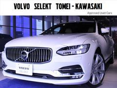 ボルボ V90T6 AWD インスクリプション 本革 サンルーフ ナビTV