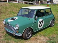 MINIマイナー 1967年モデル 1300 レース仕様 国内未登録