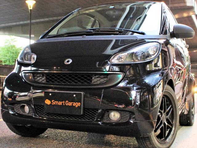 スマート 限定車 BRABUS15インチAW グラスルーフ HDDナビ