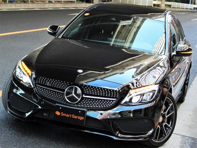 メルセデス・ベンツ C43 AMG 4マチック ステーションワゴン 新車保証継承