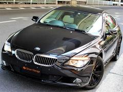 BMW650i 最終型 ベージュ革 サンルーフ Bカメラ 記録簿有