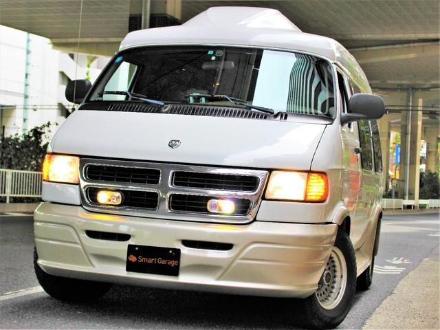 ダッジ 新車並行 履歴確認済 センターライン15AW コンバージョン