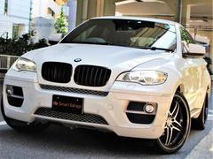 BMW X6xDrive 35i 後期型 HAMANN22インチ LED