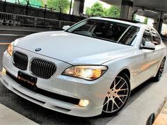 BMW740i コンフォートプラス 社外20AW 社外Fスポイラー