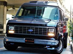 フォード エコノラインE150 DISCOVERY ハイルーフ 新車並行 記録簿有