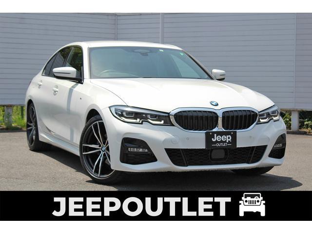 3シリーズ(BMW) 320d xDrive Mスポーツ デビューパッケージ/ワンオーナー/ディーラー直仕入/整備手帳/取扱説明書/記録簿/新車保証継承/パワートランクリッド/ACC/レーンコントロールアシスト/ヘッドアップディスプレイ/ナビ/ETC2.0 中古車画像