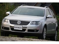 VW パサートヴァリアントV6 4モーション