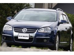 VW ゴルフヴァリアント2.0TSI スポーツライン