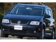 VW ゴルフトゥーラン GLi(フォルクスワーゲン)