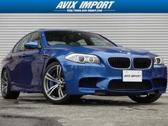 BMWM5 SRアイボリー革ベンチレーション 20AW 禁煙1オナ