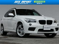 BMW X1xDrive 20i Mスポーツ HDDナビBカメラ 禁煙車