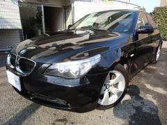 BMW525iハイラインパッケージ ベージュ革 NAVI ETC