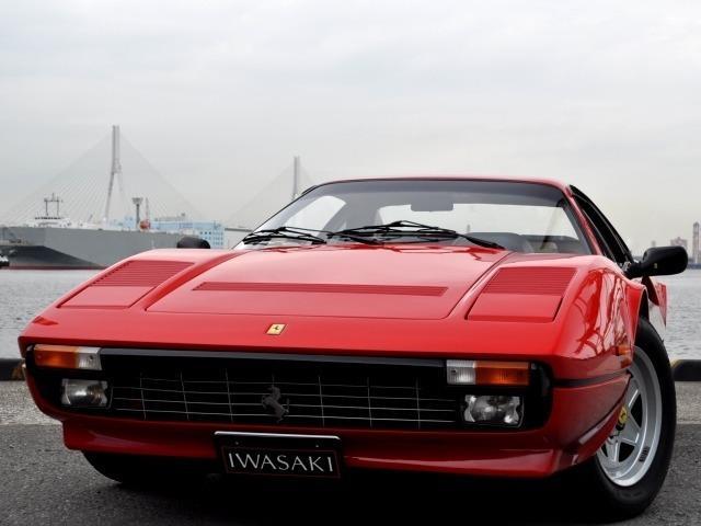 フェラーリ GTB クアトロバルボーレ最終モデル ヨーロッパ並行