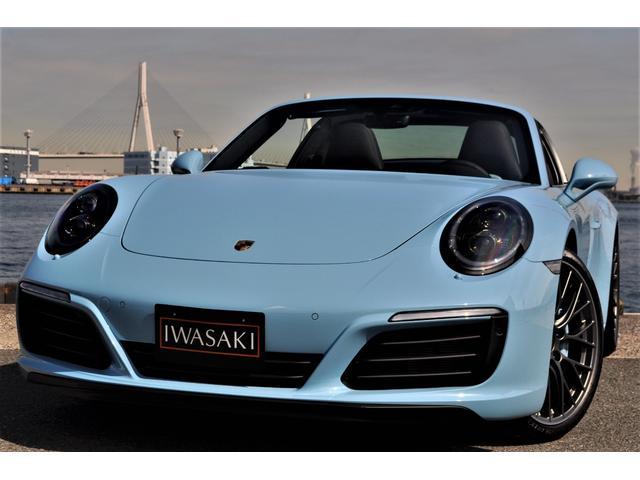 ポルシェ 911タルガ4Sエクスクルーシブライン未登録新車フルオーダー