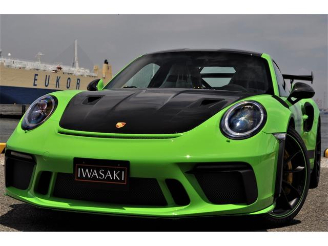 ポルシェ 後期911GT3RSヴァイザッハPKGファクトリーフルオーダ
